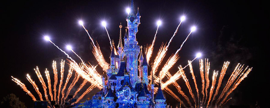 Tickets: New Year's Eve Party at Disneyland Park