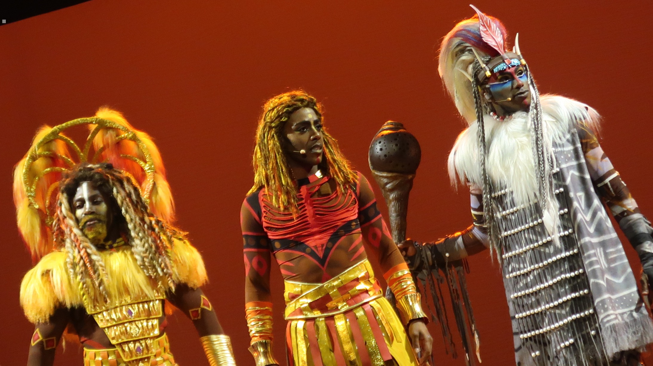 Fotogalerij: The Lion King: Rhythms of the Pride Lands