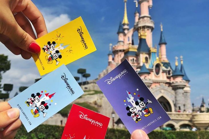 Disneyland Paris Tickets