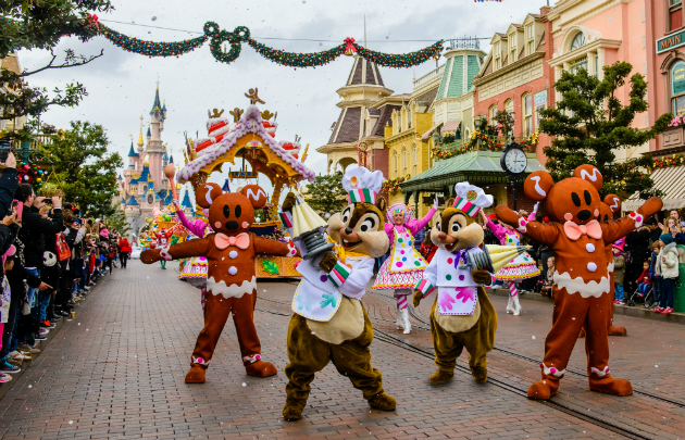 Details over het kerstseizoen 2019 in Disneyland Paris