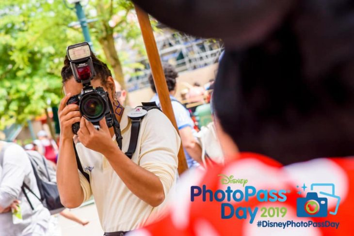 Photopass day 2019 in Disneyland Paris