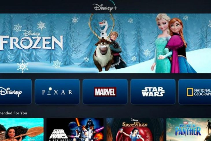 Disney + start binnenkort in Nederland
